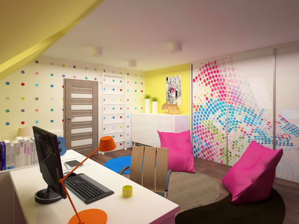 Navrhuji praktické interiéry a exteriéry