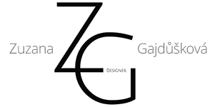 Zuzana Gajdůšková Designer Logo